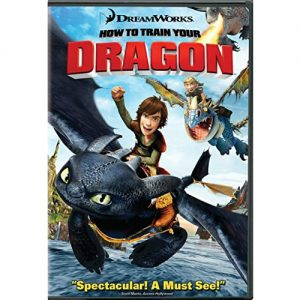 AU $22 BUY: How to Train Your Dragon Kids Movie on DVD in Australia
