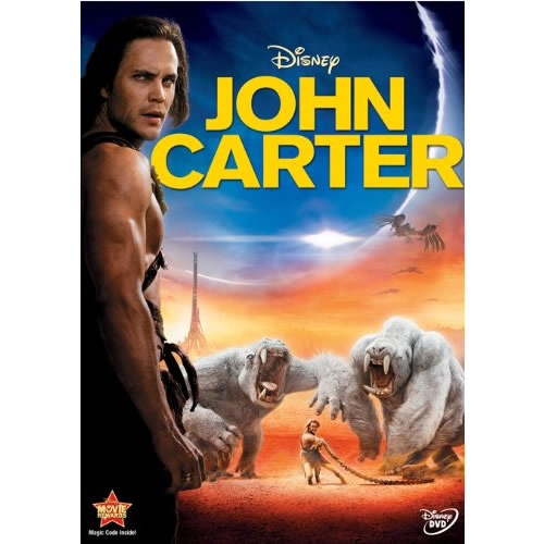 AU $20 BUY: John Carter Anime DVD in Australia