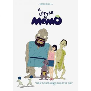 AU $20 BUY: Letter to Momo Kids Movie on DVD in Australia