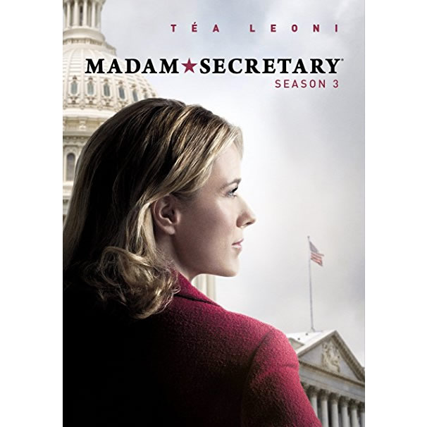 AU $38 BUY: Madam Secretary - Season 3 on DVD in Australia