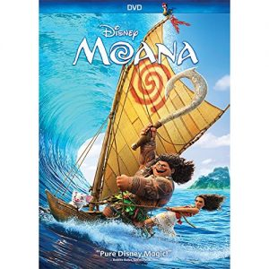 AU $20 BUY: Moana Kids Movie on DVD in Australia