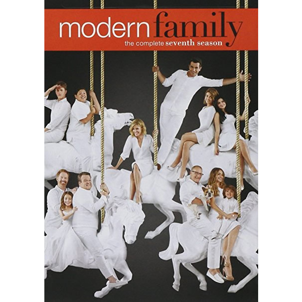 AU $28 BUY: Modern Family - Season 7 on DVD in Australia