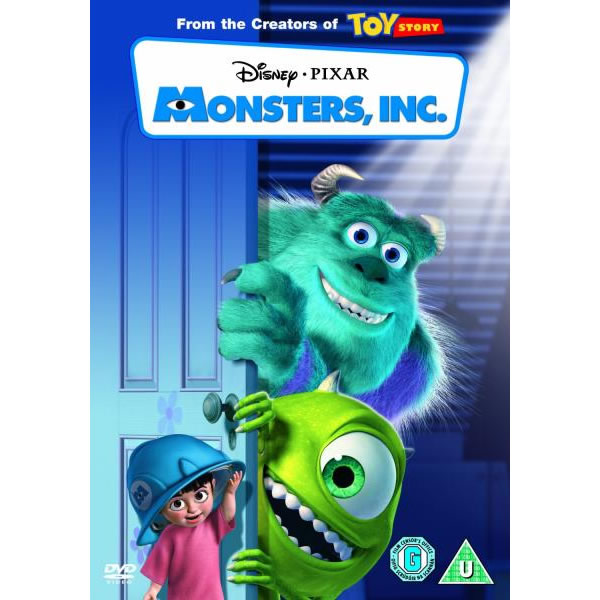 AU $20 BUY: Monsters, Inc. Anime DVD in Australia
