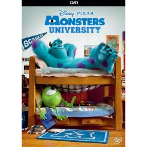 AU $24 BUY: Monsters University Kids Movie on DVD in Australia