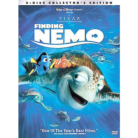 AU $26 BUY: New Finding Nemo Kids Movie on DVD in Australia