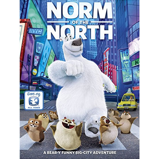 AU $20 BUY: Norm Of The North Animated DVD in Australia