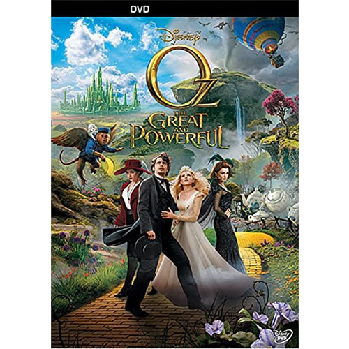 AU $22 BUY: Oz the Great and Powerful Kids Movie on DVD in Australia