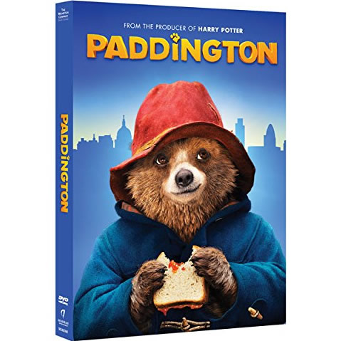 AU $20 BUY: Paddington Kids Movie on DVD in Australia