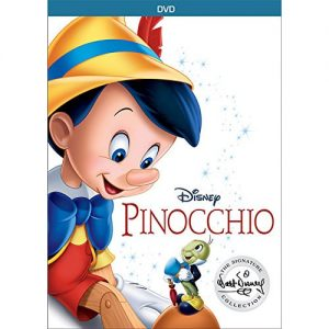 AU $22 BUY: Pinocchio Kids Movie on DVD in Australia