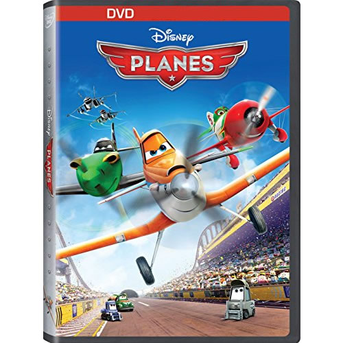 AU $22 BUY: Planes Kids Movie on DVD in Australia