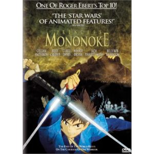 AU $20 BUY: Princess Mononoke Kids Movie on DVD in Australia