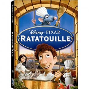 AU $25 BUY: Ratatouille Kids Movie on DVD in Australia