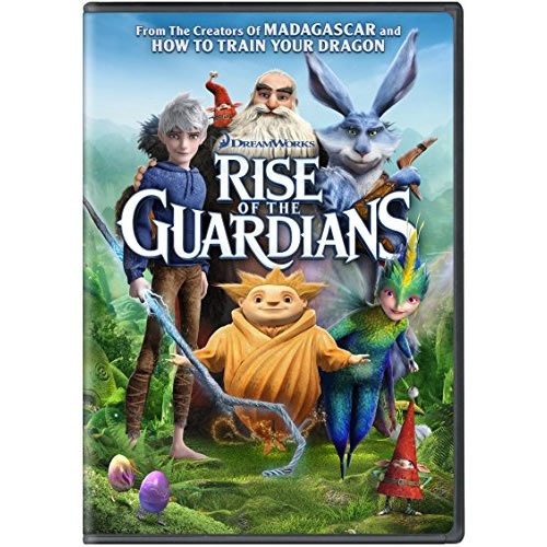 AU $20 BUY: Rise of the Guardians Anime DVD in Australia