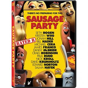 AU $22 BUY: Sausage Party Kids Movie on DVD in Australia