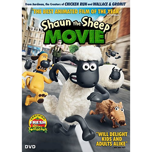 AU $22 BUY: Shaun the Sheep Movie Kids Movie on DVD in Australia