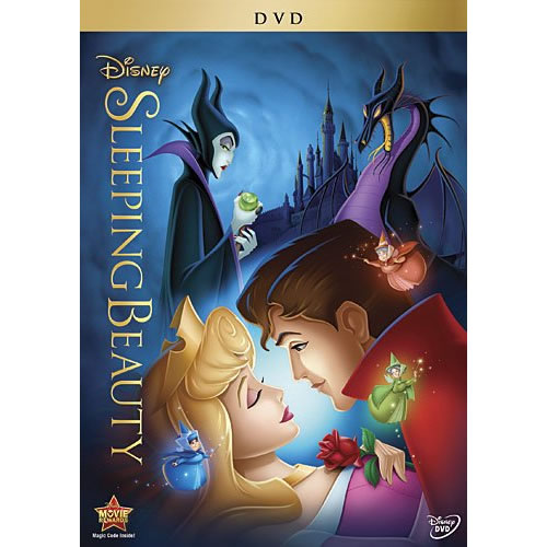 AU $24 BUY: Sleeping Beauty Kids Movie on DVD in Australia
