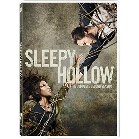 AU $30 BUY: Sleepy Hollow - Season 2 on DVD in Australia