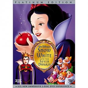 AU $25 BUY: Snow White and The Seven Dwarfs (Platinum Edition) Kids Movie on DVD in Australia