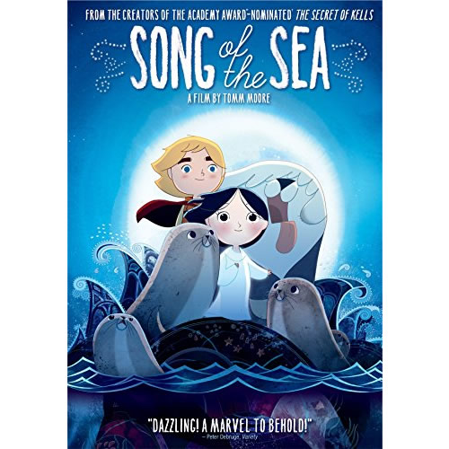 AU $20 BUY: Song of the Sea Anime DVD in Australia
