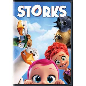 AU $22 BUY: Storks Kids Movie on DVD in Australia