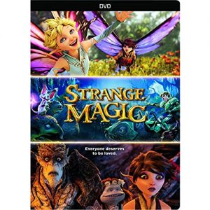 AU $24 BUY: Strange Magic Kids Movie on DVD in Australia