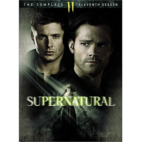 AU $30 BUY: Supernatural - Season 11 on DVD in Australia