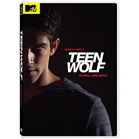 AU $26 BUY: Teen Wolf - Season 5 Part  2 on DVD in Australia