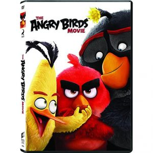 AU $20 BUY: The Angry Birds Movie Kids Movie on DVD in Australia
