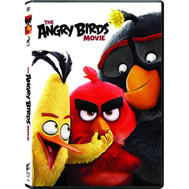 AU $20 BUY: The Angry Birds Movie Animated DVD in Australia