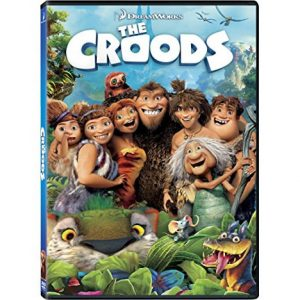 AU $26 BUY: The Croods Kids Movie on DVD in Australia