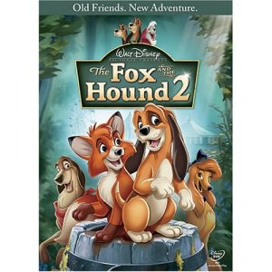 AU $24 BUY: The Fox and the Hound 2 Kids Movie on DVD in Australia