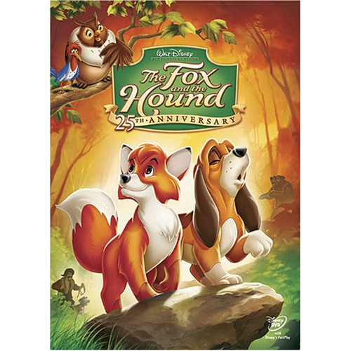 AU $20 BUY: The Fox and the Hound (25th Anniversary Edition) Anime DVD in Australia