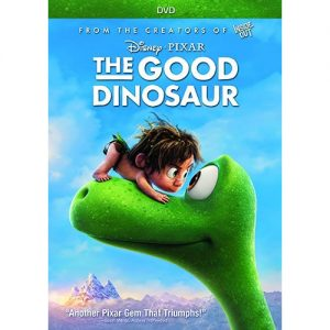 AU $20 BUY: The Good Dinosaur Kids Movie on DVD in Australia