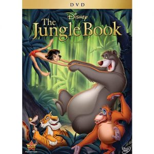 AU $20 BUY: The Jungle Book on DVD in Australia