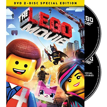 AU $22 BUY: The LEGO Movie (Special Edition) Kids Movie on DVD in Australia