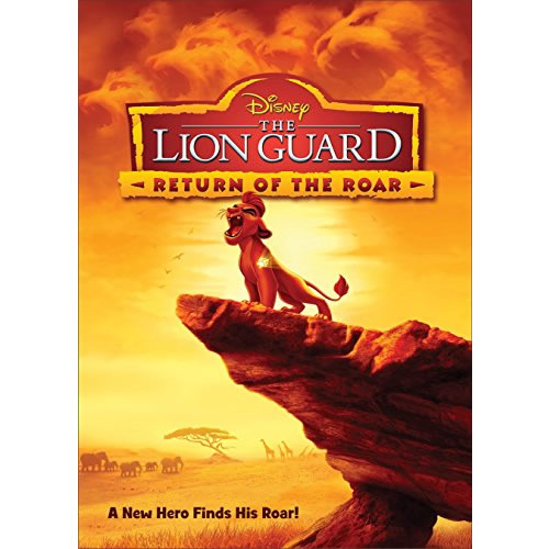 AU $20 BUY: The Lion Guard: Return of the Roar Kids Movie on DVD in Australia