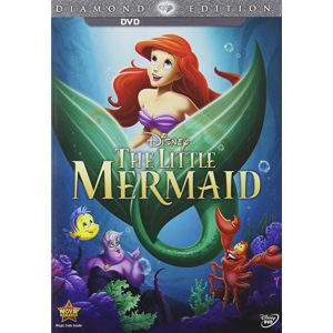 AU $26 BUY: The Little Mermaid (Diamond Edition) Kids Movie on DVD in Australia