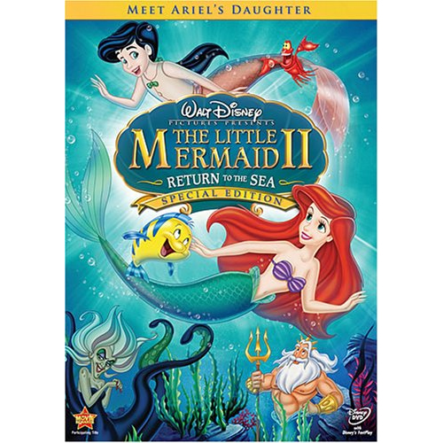 AU $20 BUY: The Little Mermaid II: Return to the Sea (Special Edition) Anime DVD in Australia