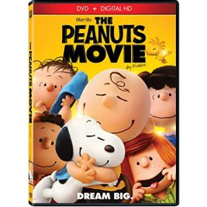 AU $20 BUY: The Peanuts Movie Kids Movie on DVD in Australia