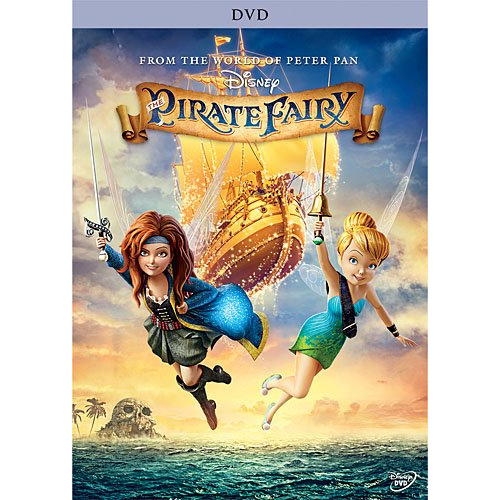 AU $24 BUY: The Pirate Fairy Kids Movie on DVD in Australia
