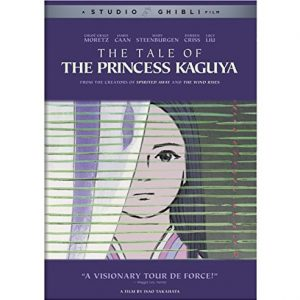 AU $26 BUY: The Tale of The Princess Kaguya Kids Movie on DVD in Australia