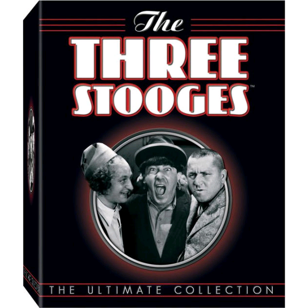 AU $110 BUY: The Three Stooges Ultimate Collection Complete Series on DVD in Australia