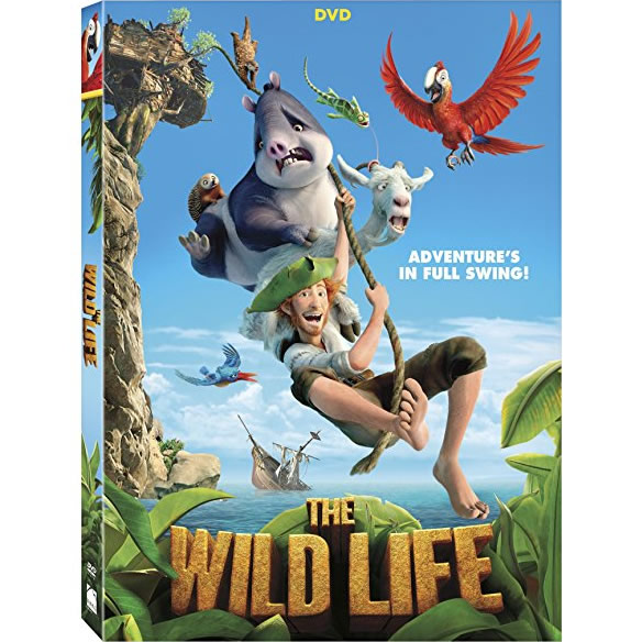 AU $25 BUY: The Wild Life Kids Movie on DVD in Australia