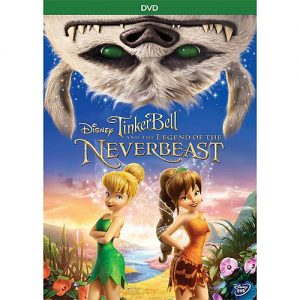 AU $26 BUY: Tinker Bell and the Legend of the Neverbeast Kids Movie on DVD in Australia