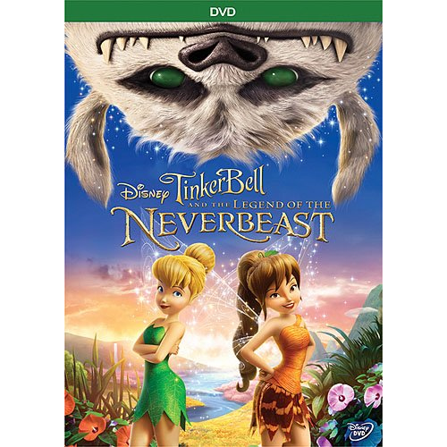 AU $20 BUY: Tinker Bell and the Legend of the Neverbeast Anime DVD in Australia