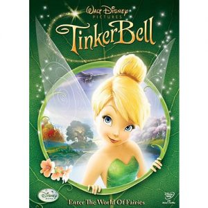 AU $20 BUY: Tinker Bell Kids Movie on DVD in Australia