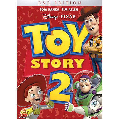 AU $24 BUY: Toy Story 2 Kids Movie on DVD in Australia