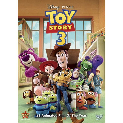 AU $26 BUY: Toy Story 3 Kids Movie on DVD in Australia