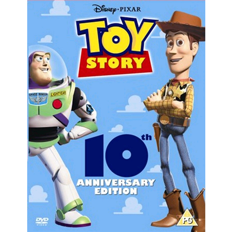 AU $23 BUY: Toy Story Kids Movie on DVD in Australia