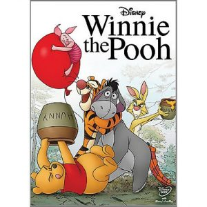AU $20 BUY: Winnie The Pooh Kids Movie on DVD in Australia
